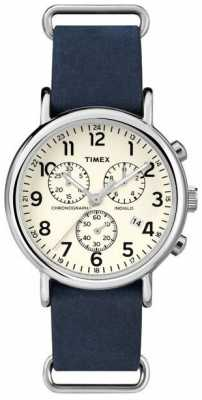 Timex Mens Weekender Chronograph Oversized TW2P62100