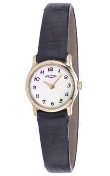 Rotary 9ct Gold Womens Strap LS10102/41