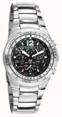 Citizen Solar Promaster World Timer Chrono Alarm EX-DISPLAY JR3110-52FEX-DISPLAY