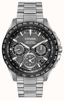 Citizen Mens F900 GPS Satellite Wave Chrono CC9015-71E