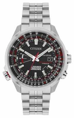 Citizen Red Arrows Titanium Radio Controlled CB0149-53E
