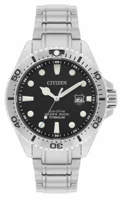 Citizen Royal Marines 300m Divers Edition With Torch BN0140-56F