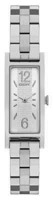 DKNY Womens Pelham Stainless Steel Silver Dial NY2427