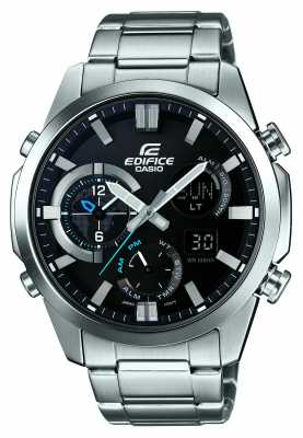 Casio Mens Edifice Chronograph Alarm ERA-500D-1AER