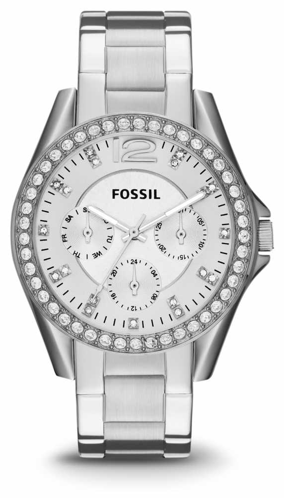fossil womens stainless steel es3202