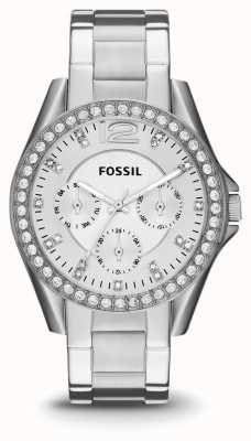 Fossil Womens Riley Stainless Steel ES3202