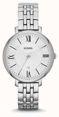 Fossil Womens Jacqueline Stainless Steel ES3433