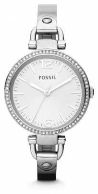 Fossil Womens Georgia Stainless Steel ES3225