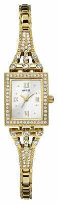 Guess Womens Scarlet Gold PVD Plated W0430L2