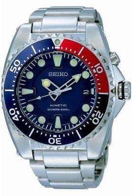 Seiko Kinetic Dive Watch SKA369P1
