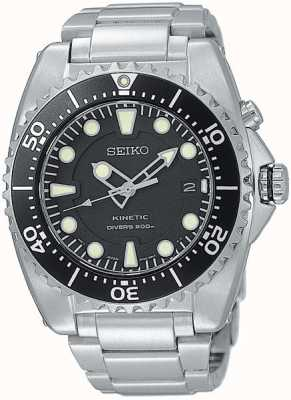 Seiko Prospex Kinetic 200 Meter Dive Mens Watch SKA371P1