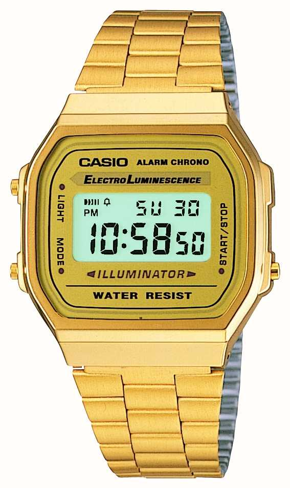 Casio A168WG-9EF