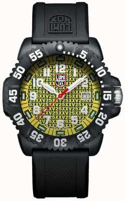 Luminox Colormark 25th Anniversary Yellow Green Dial XS.3055.25TH