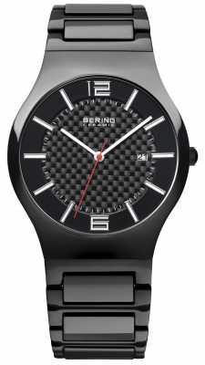 Bering Genys Black Ceramic Black Dial 31739-749