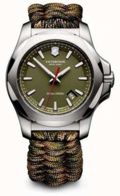 Victorinox Swiss Army Mens I.N.O.X. Naimakka Bracelet, Camo Watch 241727.1
