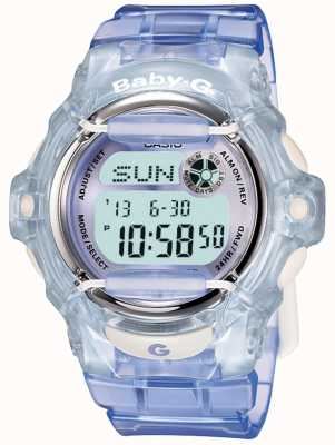 Casio Baby-G Lilac/Blue Womens Digital Watch BG-169R-6ER