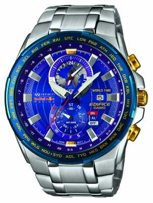 Casio Edifice Red Bull Infiniti Limited Edition EFR-550RB-2AER