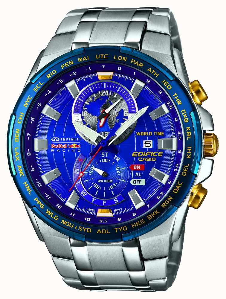 casio edifice red bull infiniti limited edition efr 550rb. Black Bedroom Furniture Sets. Home Design Ideas