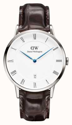 Daniel Wellington Mens Dapper 38mm York Stainless Steel Case DW00100089