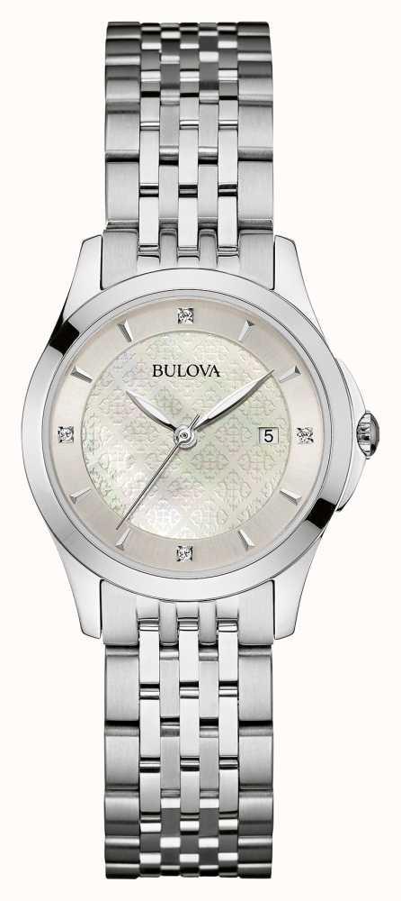 Bulova 96S160