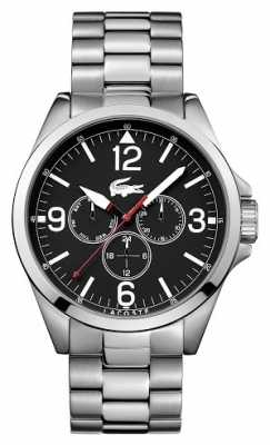 Lacoste Mens Montreal Stainless Steel Chrono 2010808