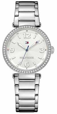 Tommy Hilfiger Womens Lynn Stainless Steel 1781589
