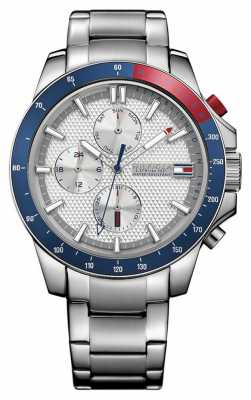 Tommy Hilfiger Mens Jace Stainless Steel 1791166