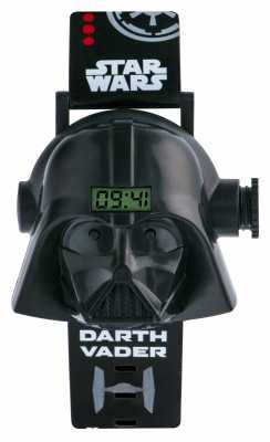 Star Wars Darth Vader Character Projection Watch DAR3538