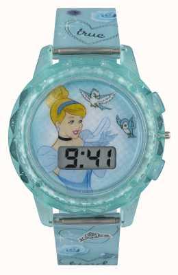 Disney Princess Cinderella Light-Up Digital Childrens Watch PN1334