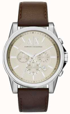 Armani Exchange Mens Chronograph Watch AX2506