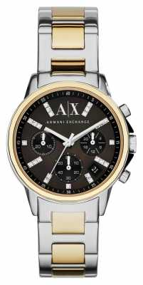 Armani Exchange Ladies Chronograph Watch AX4329