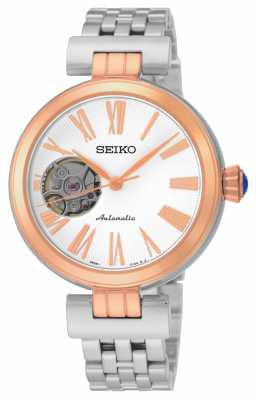 Seiko Womens Automatic Mechanical Stainless Steel SSA862K1