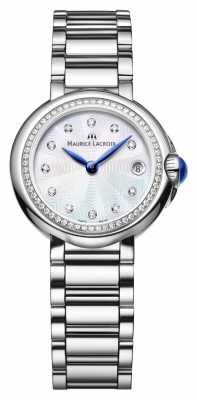 Maurice Lacroix Ladies Fiaba Diamond Set Mother Of Pearl FA1003-SD502-170