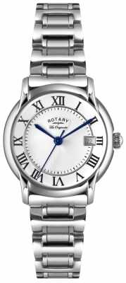 Rotary Womens Les Originales Carviano Stainless LB90140/07