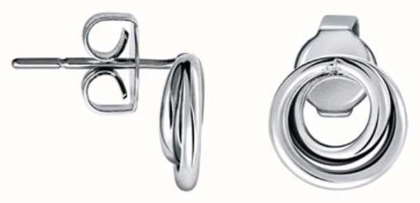 Calvin Klein Continue Stainless Steel Earrings KJ0EME000100