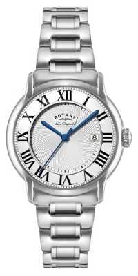 Rotary Mens Les Originales Carviano Stainless Steel GB90140/06