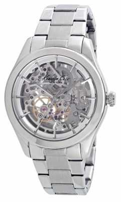 Kenneth Cole Mens Automatic Stainless Steel KC10025560