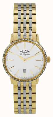 Rotary Womens Les Originales Gold PVD Plated LB90056/01