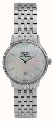 Rotary Womens Les Originales Stainless Steel LB90050/41