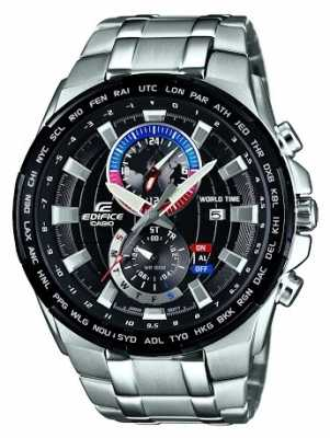 Casio Mens Edifice Stainless Steel Chronograph EFR-550D-1AVUEF
