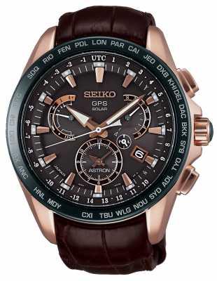 Seiko Astron Novak Djokovic Limited Edition 2015 SSE060J1