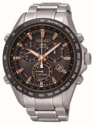 Seiko Astron GPS Stainless Steel SSE033J1