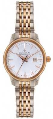 Dreyfuss Ladies Utilitarian Watch 1890 DLB00127/02