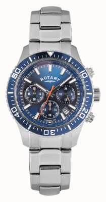 Rotary Gents Blue Dial Manager's Special GB00358/05