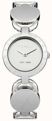 Fiorelli Womens Silver Bracelet Silver Dial FO001SM