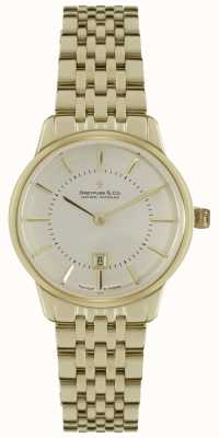 Dreyfuss Womens Gold PVD Plated DLB00136/03