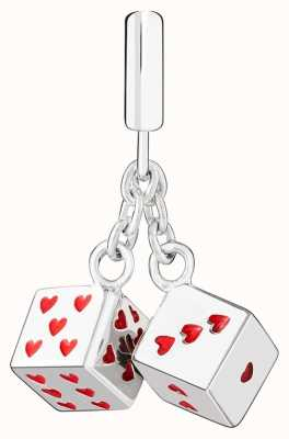 Chamilia Roll The Dice Charm 2020-0852