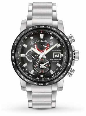 Citizen Eco-Drive Radio Controlled World Time AT9071-58E
