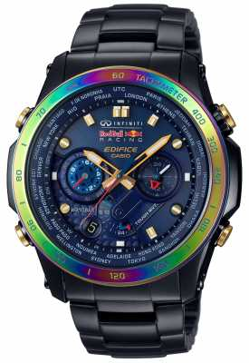 Casio Edifice Infiniti Red Bull Radio Controlled EQW-T1010RB-2AER