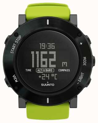 Suunto Core Lime Crush SS020693000